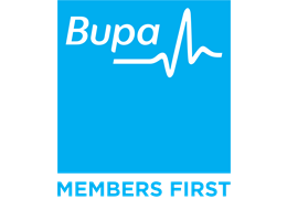 Logo Healthfund Bupa Members First